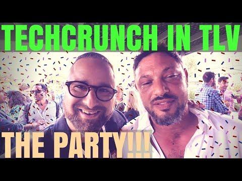TechCrunch In Tel Aviv. The Party! #205