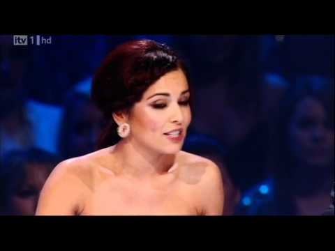 Cheryl Cole Farts on X Factor