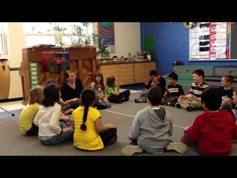 1st and 2nd Grade Rhythm Rondo Game