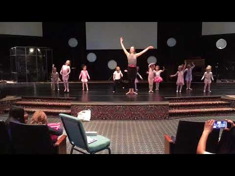 3-4 year Tuesday Ballet - spring 2018