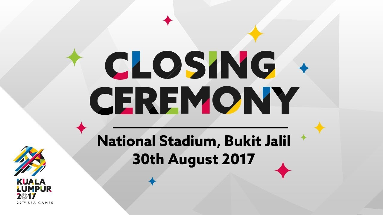 29th SEA Games | Kuala Lumpur 2017 Official Closing Ceremony – Full Performance