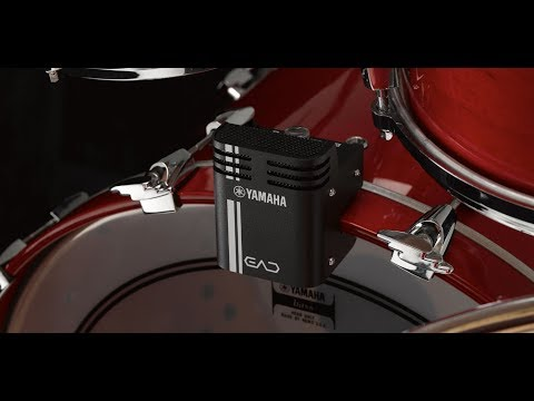 Yamaha EAD10 - Drum Mic Solution
