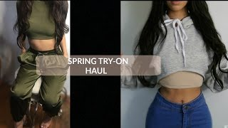 SPRING Try-on HAUL | Fashion Nova | Icon Btq