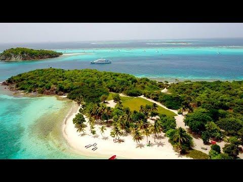 Most Beautiful Place - The Grenadines, Part I / Sailing Aquarius #17