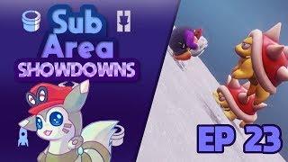 steamroll | Super Mario Odyssey Sub Area Showdown w/ Timpani - Ep 23