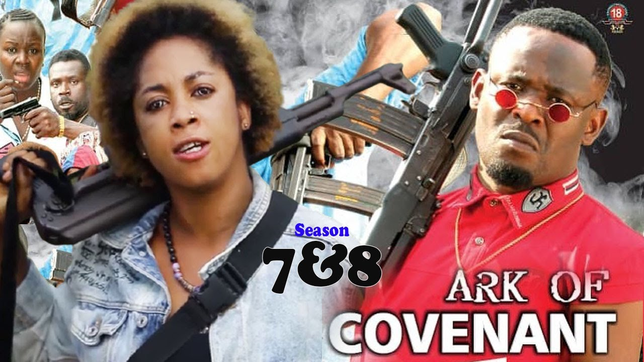 Download ARK OF COVENANT Season 8 - Zubby Micheal|2021 Latest Nigerian Nollywood Movie|FirstNollytv