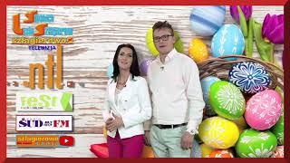 Brygida i Robert Łukowski życzenia Wielkanocne  Lista Śląskich Szlagierów