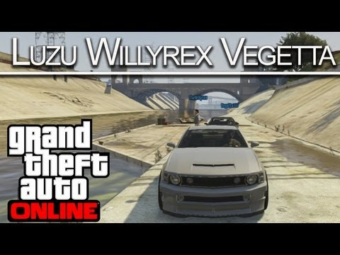 gta 5 vegeta 777 online y willyrex saw game