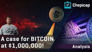 3 reasons why BITCOIN will hit $1 MILLION! Cryptocurrency news | Chepicap