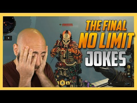 The Final NO LIMIT Joke Competition 😿 - Black Ops 4