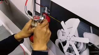 PRI-SAFETY Automatic Fire Suppression System Installation Video