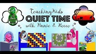 Quiet Time   Teaching Kids    Quiet Time Song   Preschool Educational Videos