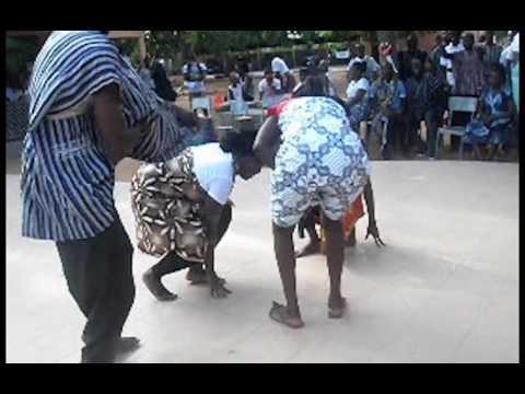 UEW FRENCH STUDENTS SOIREE PHASE I IN TOGO, VILLAGE DU BENIN (CIREL-VB)