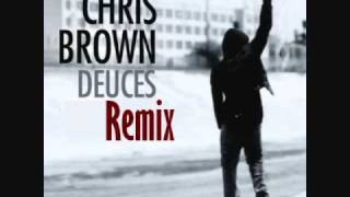 chris brown dueces remix ft. fieldhouse and drake (dj ill will and dj rockstar mash up) thumbnail