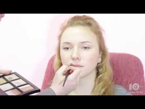 макияж без макияжа или Natural nude look
