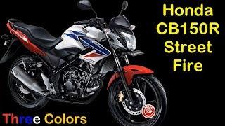 Honda CB150R Street Fire PGMFI Motor Sport Injeksi Harga n Spek