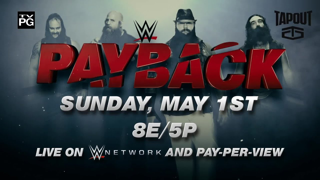 WWE Payback 2016 – May 01 2016 – 5/1/2016 Download 720p 480p Full SHow or Watch Online Live Torrent