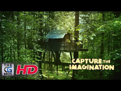 "CGI & VFX Short Films : ""Capture the Imagination"" - by Dan Jobson"