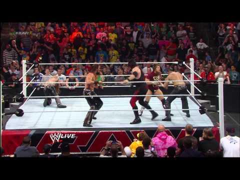 WWE Monday Night Raw En Espanol - Monday, April 29, 2013