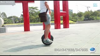 Widespread Vehicle! Eyu.co V1 Electric Balancing Unicycle Wheelbarrow Monocycle