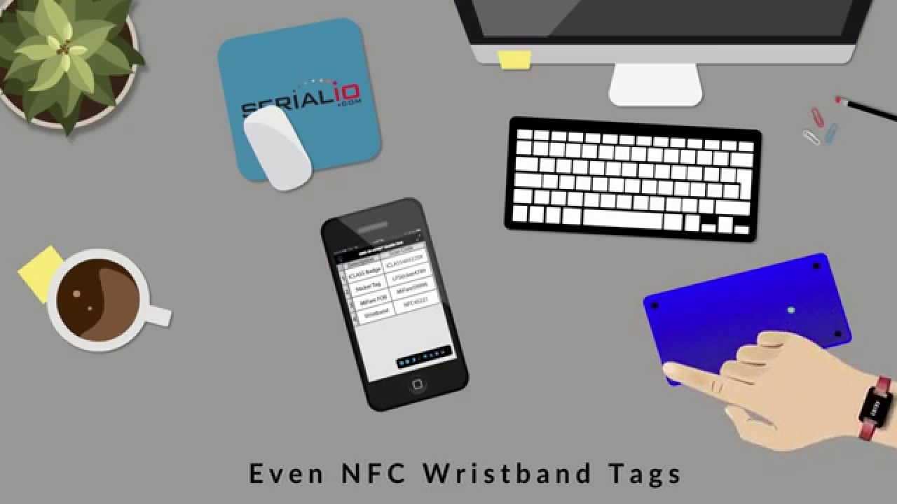 idChamp RS3 Bluetooth RFID Reader