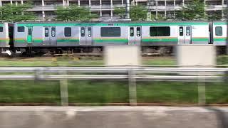 京急VS東海道線