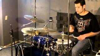 Linkin Park - The Little Things Give You Away (Drum Cover Of Rob Bourdon)