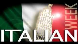Italian Week 2013 - Engage your Emotions