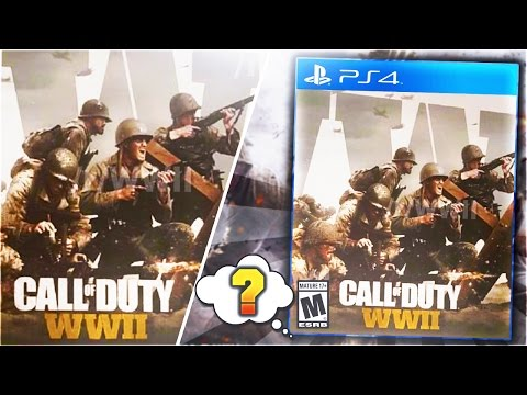 CALL OF DUTY: WWII LEAKED OFFICIAL TRAILER!? - NEW CALL OF DUTY WORLD WAR 2 LEAKED NEWS! (COD 2017)