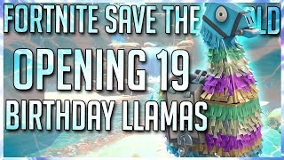 I ALMOST LOST HOPE, BUT THEN I GOT IT! 19 BIRTHDAY LLAMA OPENING!