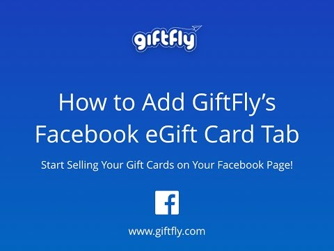 How to Sell eGift Cards on Your Facebook Page [UPDATED]