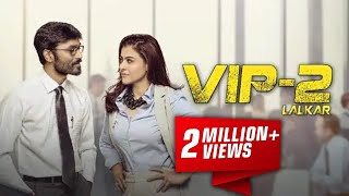 VIP 2 (Velaiilla Pattadhari 2) Dhanush & Kajol - Full Promotion Video