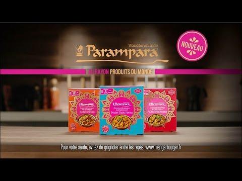 Vidéo Pub TV Parampara, des saveurs uniques qui ne trompent pas ! - Sept 2016