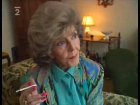 Ljuba Hermanová v dokumentu Jana Špáty (1994).