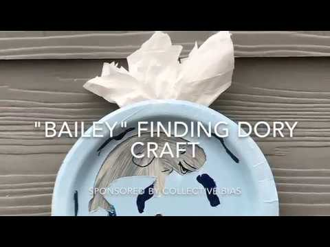 """""""Bailey'"""" Finding Dory Craft Featuring Kleenex"""