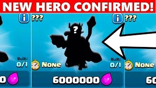 NEW HERO CONFIRMED!!! GOD LIKE HERO or WIZARD PRINCE!! NEW UPDATE 2015 | Clash Of Clans