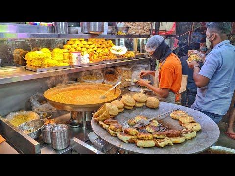 Chaat Heaven Of Pune | Katori Chaat, Bhelpuri, Golgappa, Papdi Chaat, Dabeli | Indian Street Food