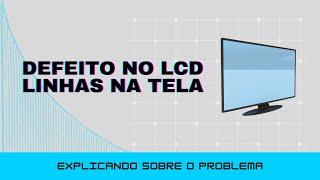 Defeito em LCD - ALEXSYSTEMS