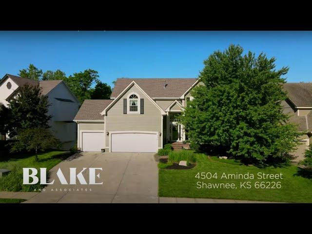Virtual Tour: 4504 Aminda St, Shawnee, KS 66226