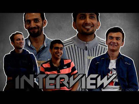 Interview mit Flüchtlingen