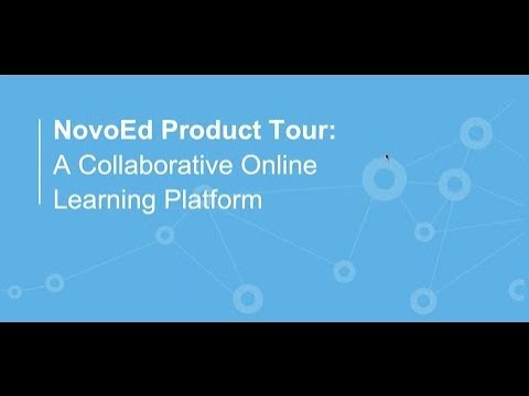 novoed-product-tour:-a-collaborative-online-learning-platform