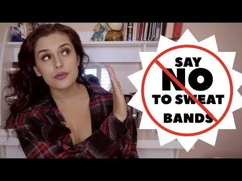THE TRUTH ABOUT SWEAT BANDS | @katierose.franko