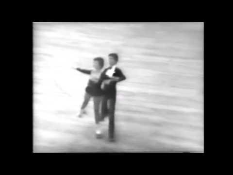 Roller Skating Nationals Senior American Dance Finals 1980 Robin Orcutt