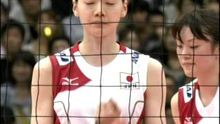 All Japan women's volleyball team !!