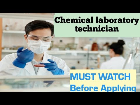 Chemical Laboratory Technician Technologist In Canada - Salary Wages College Career