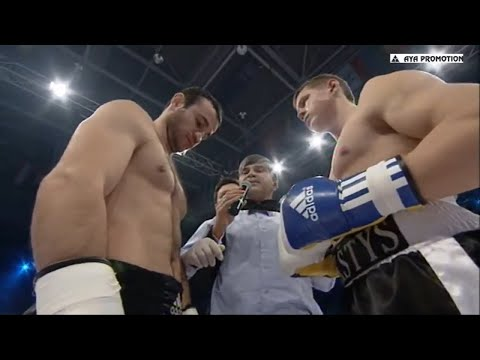 BOS 1: Мухтар Хизриев vs. Эгидиус Какшус   Mukhtar Khizriev vs. Egidijus Kakstys