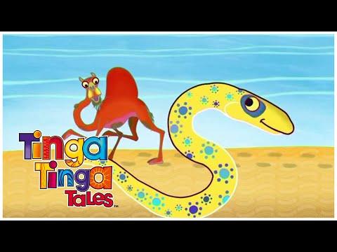 Why Puffadder Sheds His Skin | Tinga Tinga Tales Official | Full Episode | Kids Cartoons
