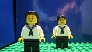 LEGOで「あたりまえ体操」