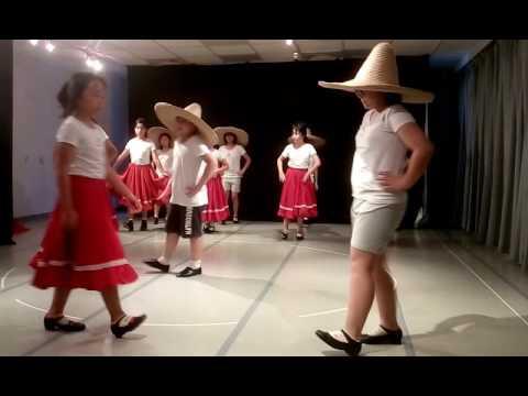 雲門律12:帽子舞(墨西哥)