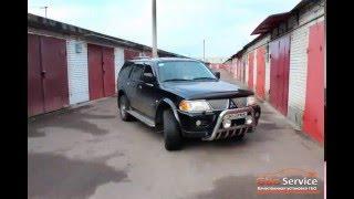 ГБО на Mitsubishi Pajero Sport  в Киеве(